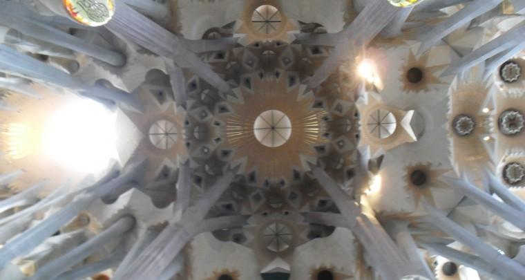 Gaudi, Sagrada, Barcelona