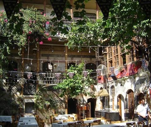 Despre Damasc, cu dragoste