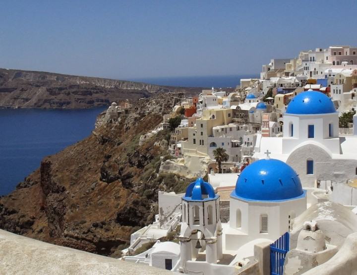 Santorini -  a trip to Wonderland