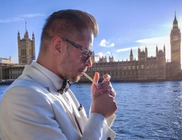 My name is Bond. O.Bond.