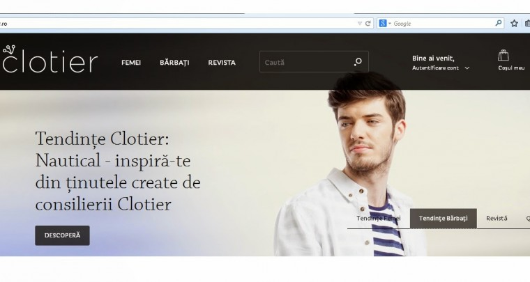 Clotier - the online shop that changed my life