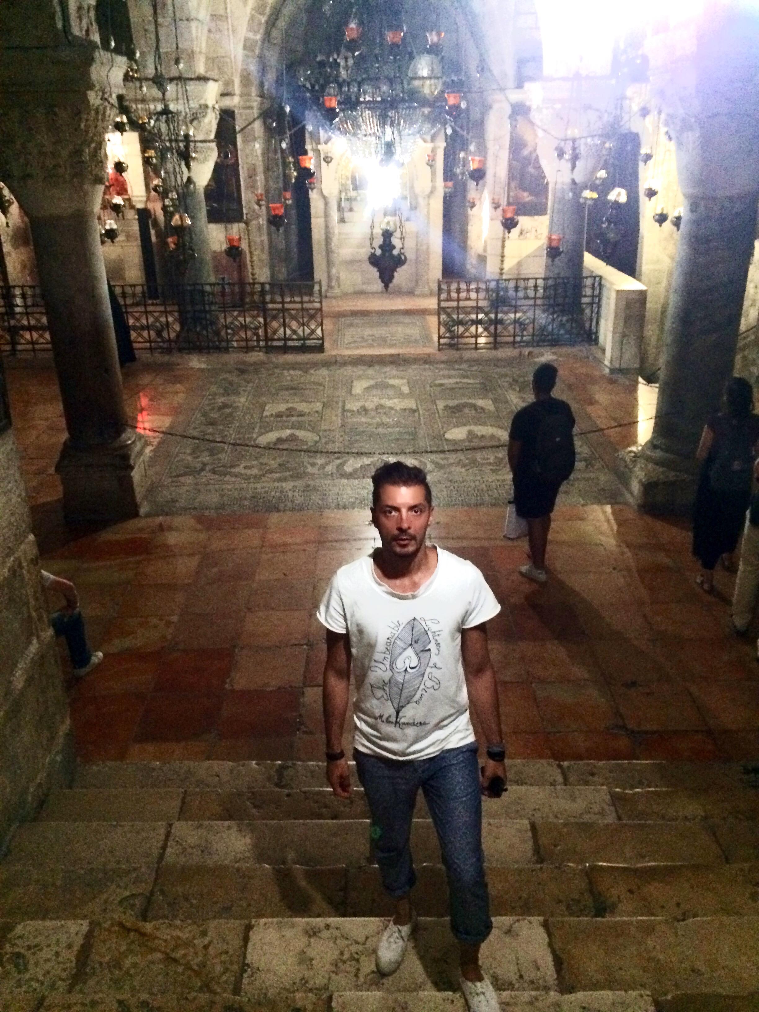 Ovidiu Muresanu Ierusalim