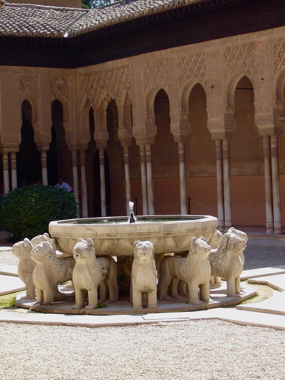 Ovidiu Muresanu Alhambra