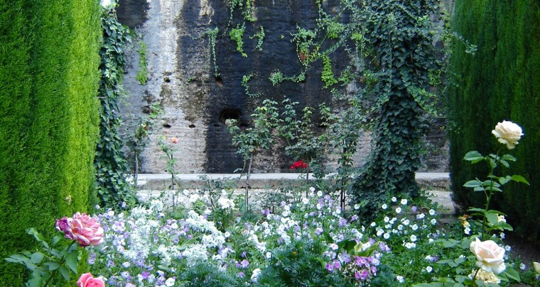 Alhambra, The Garden of Eden