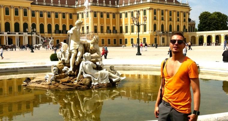 Vienna - Summer in the Schönbrunn's Gardens