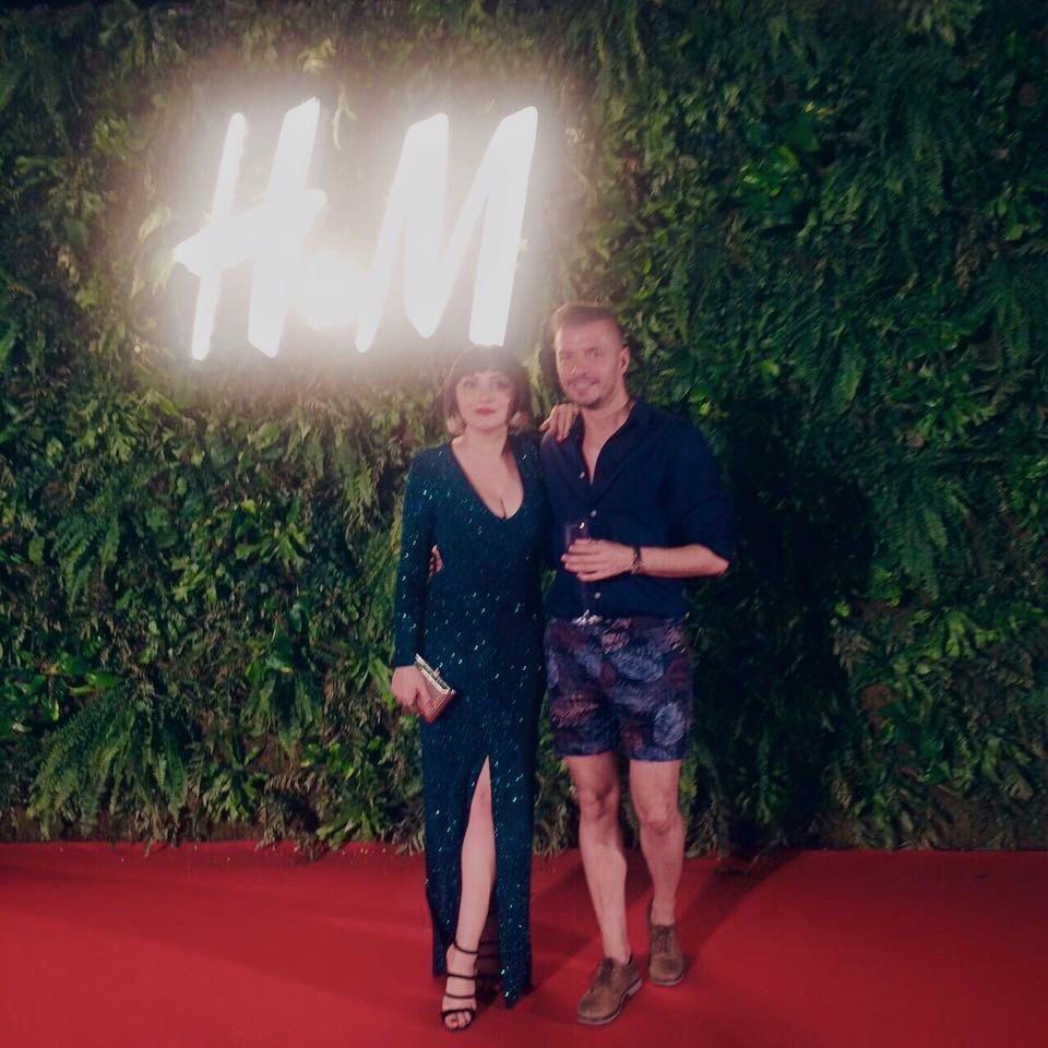 Ovidiu Muresanu H&M