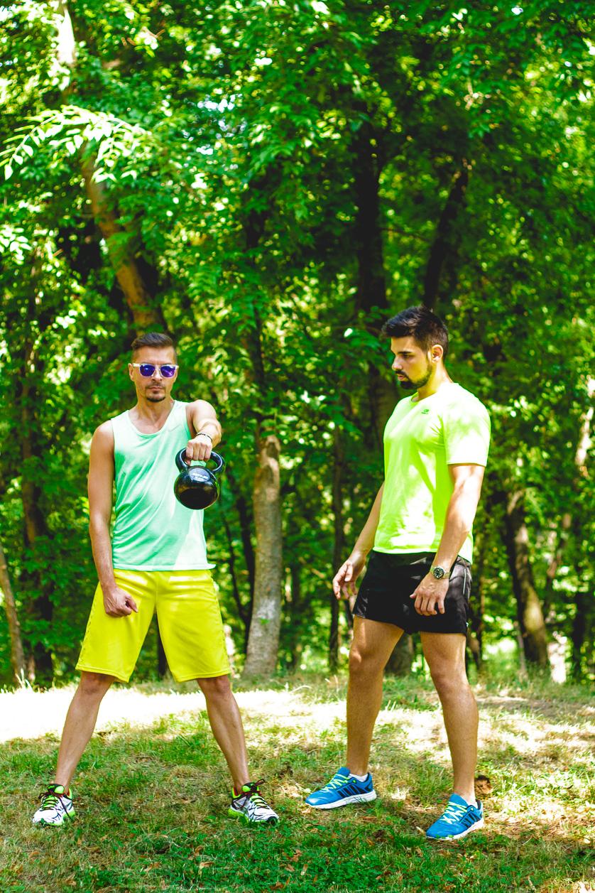 Ovidiu Muresanu Training