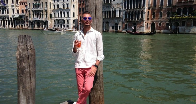 Venice with a touch of Pink