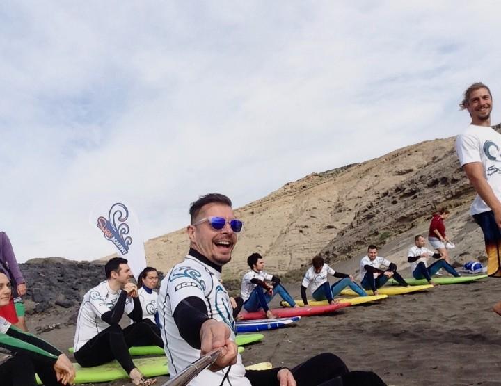 Snapchat is fun! My Week in Tenerife