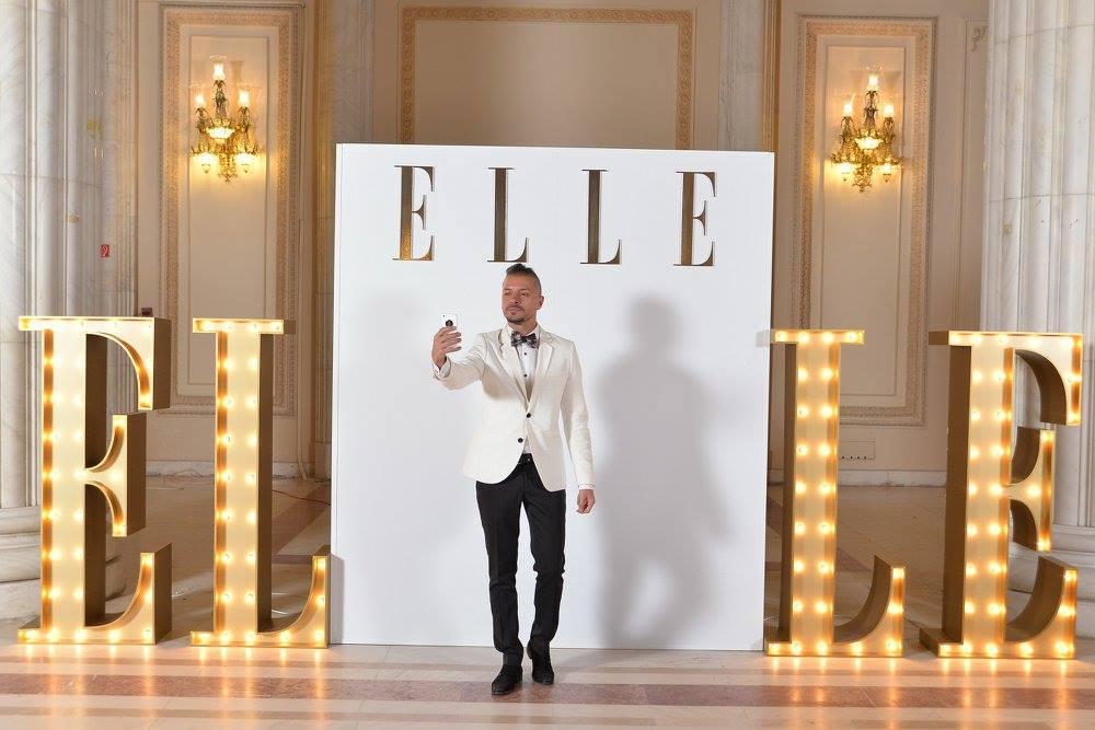 Ovidiu Muresanu Elle Style Awards
