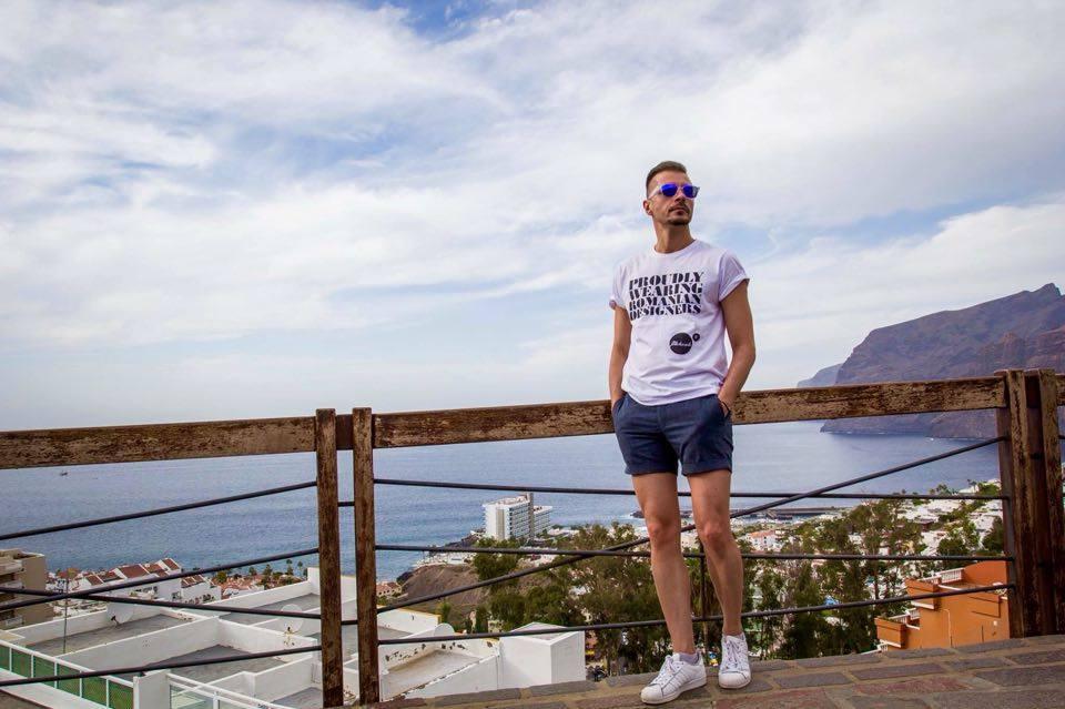 Ovidiu Muresanu Tenerife