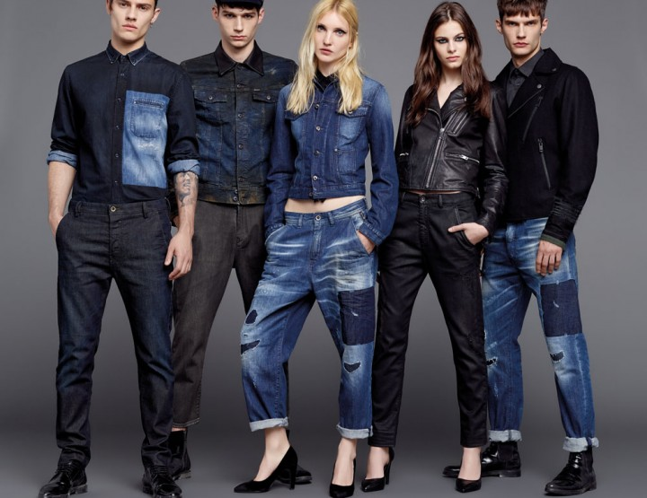 Diesel DENIM Spring/Summer 2016