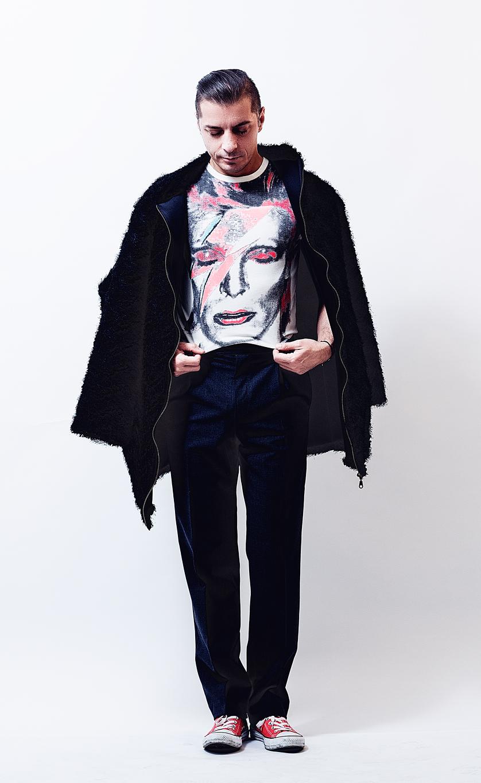 Ovidiu Muresanu David Bowie