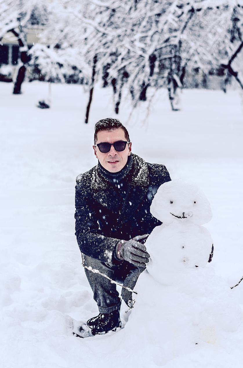 Ovidiu Muresanu Winter