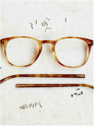 Oliver Peoples details 2, OPTIblu