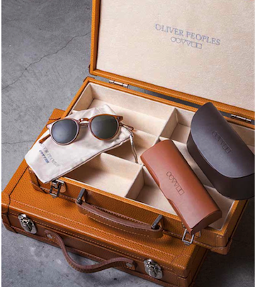 Oliver Peoples - Din L.A. direct la OPTIblu Feeria