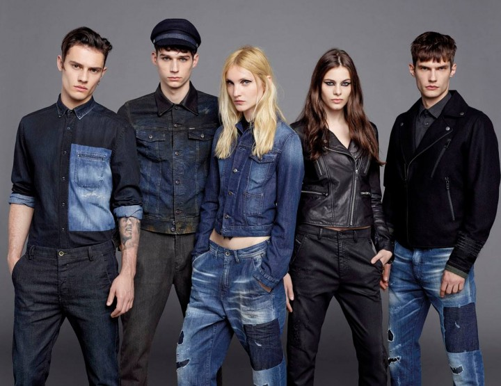 Diesel Denim Master Studio in Bucharest!