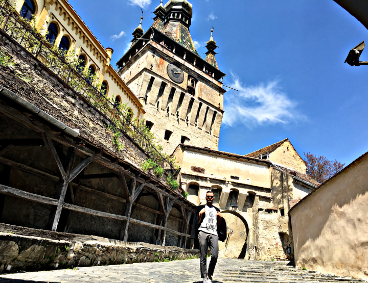O. My God! I Love Sighisoara!