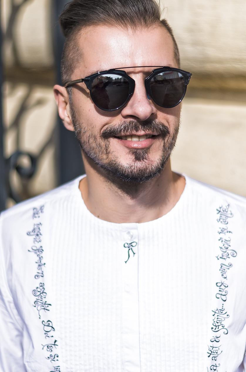 Ovidiu Muresanu Dior Homme