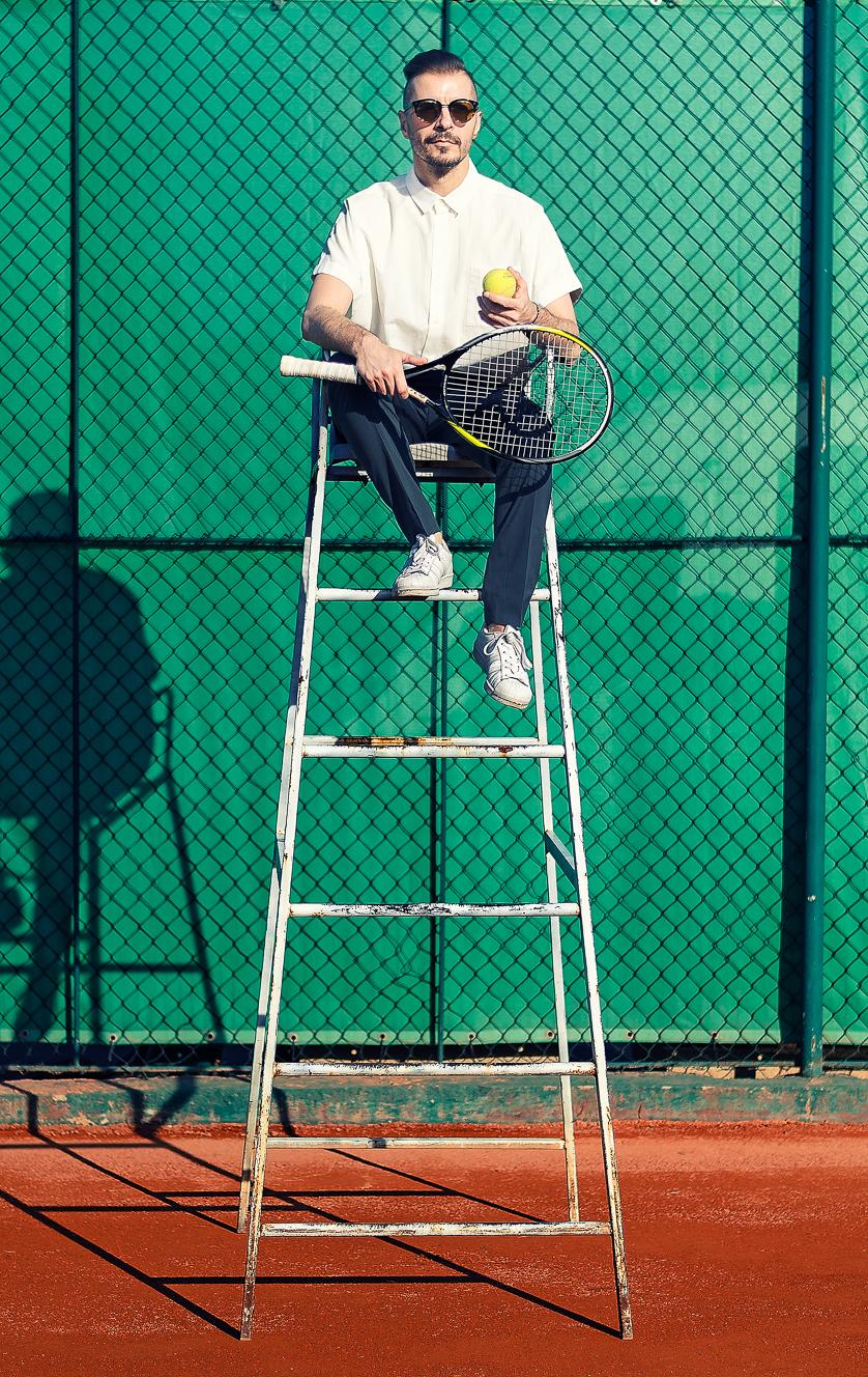 Ovidiu Muresanu Tennis