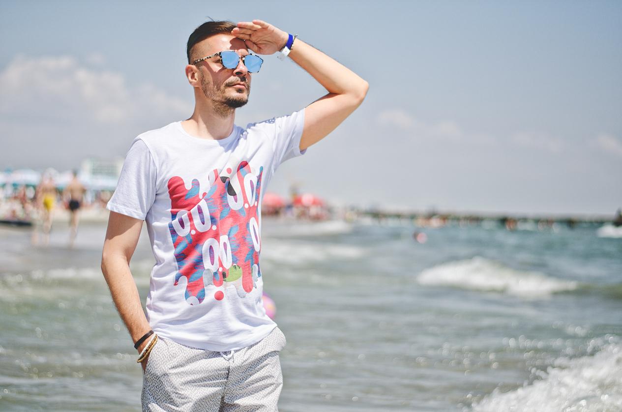 Ovidiu Muresanu By The Sea