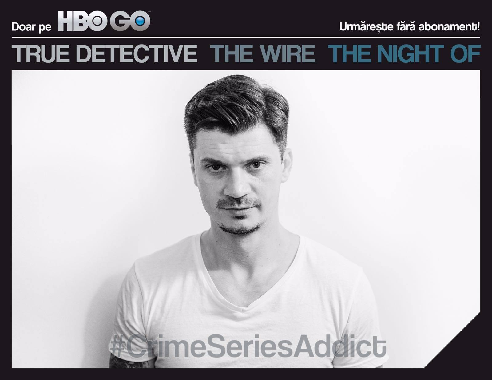 Emilian Oprea HBO