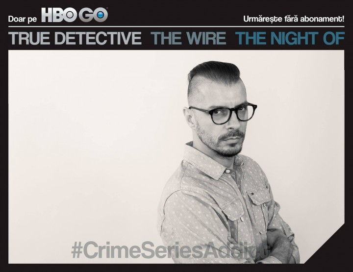 I'm a Crime Series Addict!