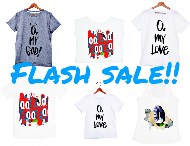 Flash Sale X The Stories of O.!