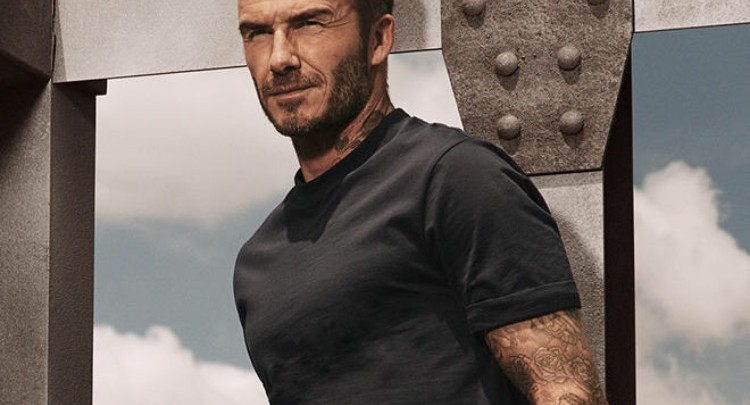 I, Beckham! The new collection, soon!