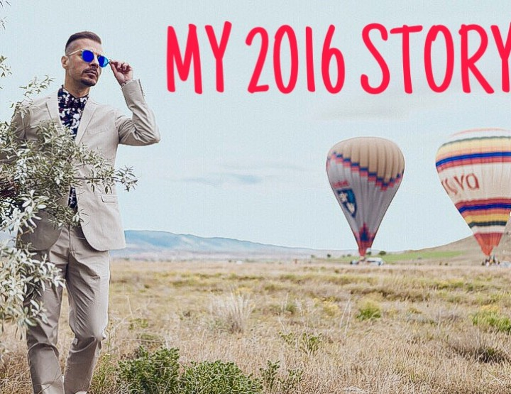 My Wonderful 2016 Story