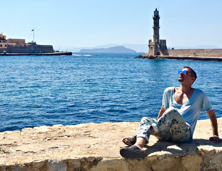 Chania - The Amazing Venetian Town from Crete