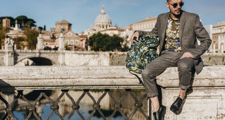 A Morning In Rome with Erdem X H&M