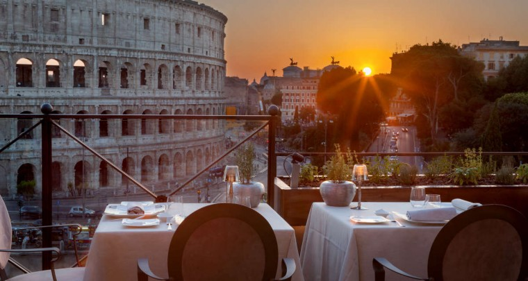 Aroma in Roma - A 5 stars Michelin experience!