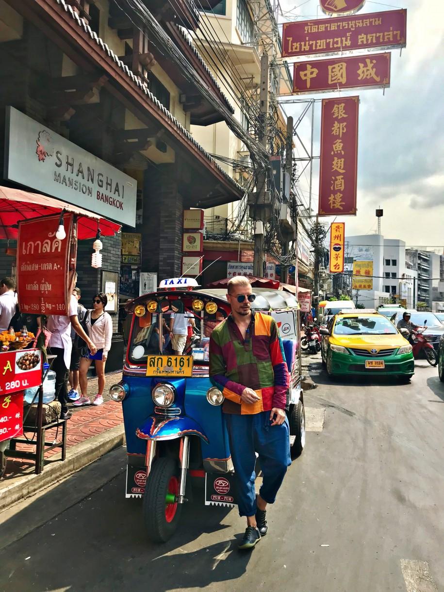 Bangkok Ovidiu Muresanu