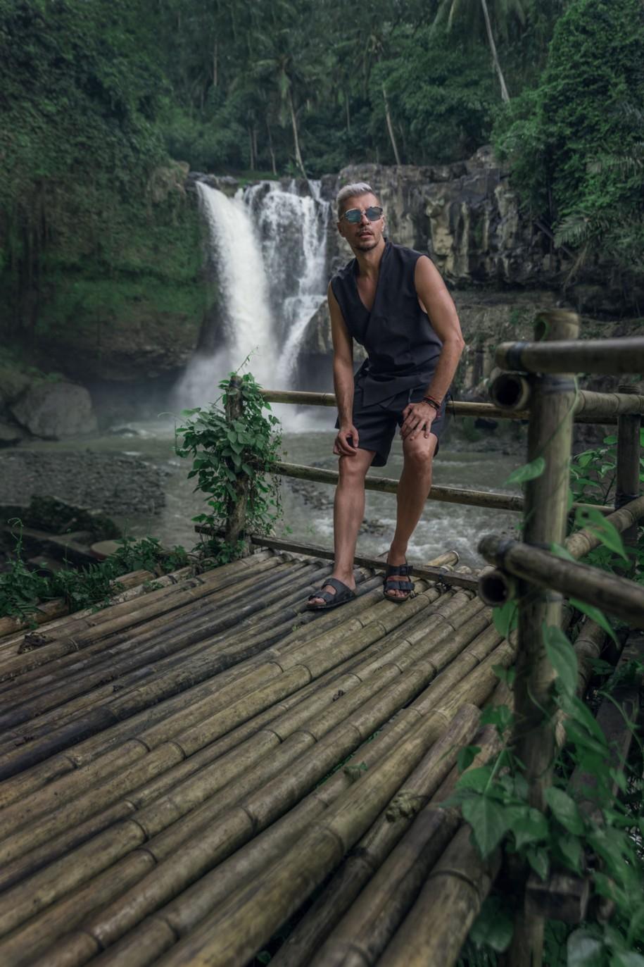 Ovidiu Muresanu Bali Waterfalls
