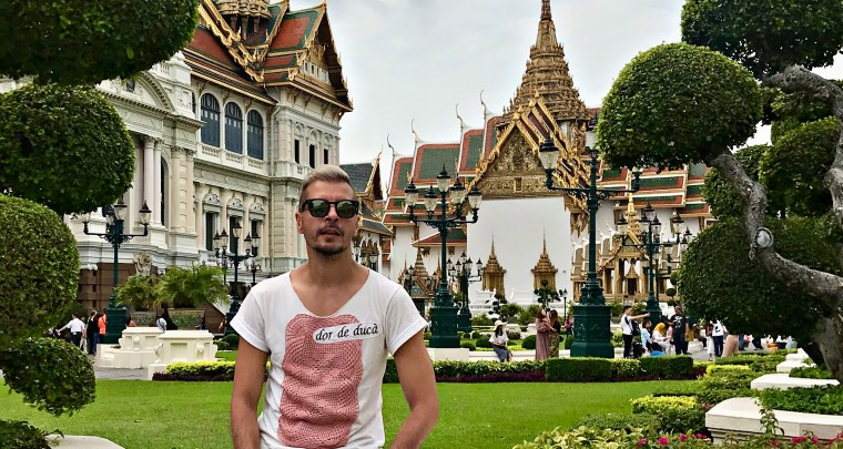 Bangkok - Temples, Golden Buddhas and Royal Palace