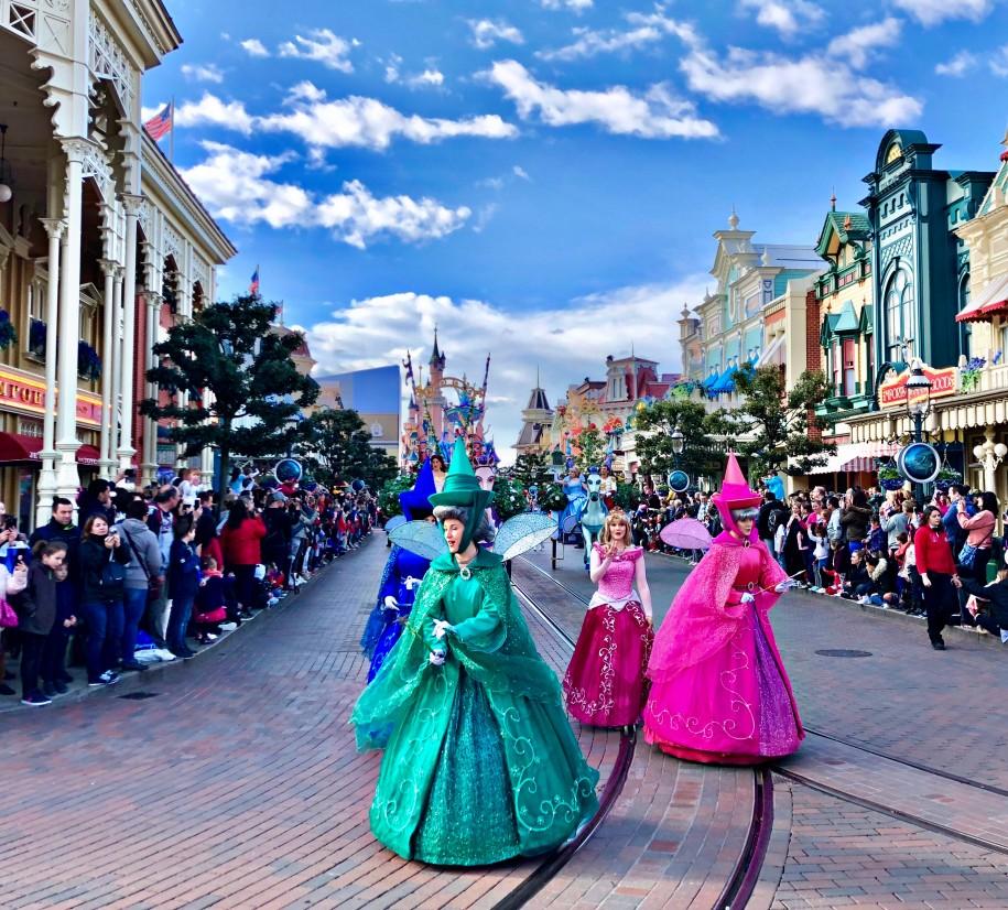 Ovidiu Muresanu Disney 11