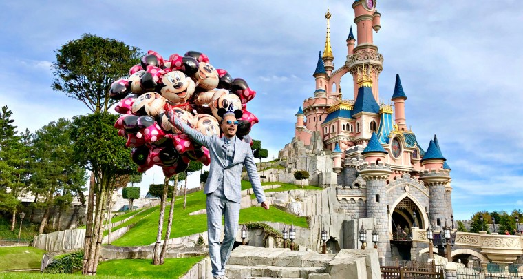 Celebrating the 25th Anniversary of Disneyland Paris