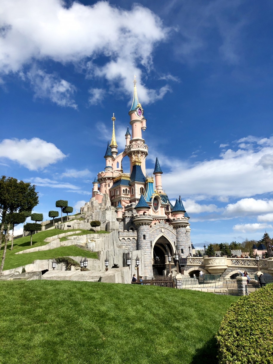 Ovidiu Muresanu Disneyland