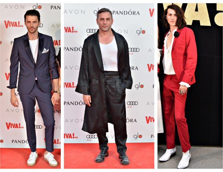 Best dressed men at VIVA Party!