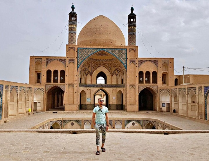 Iran - The Splendors of Kashan