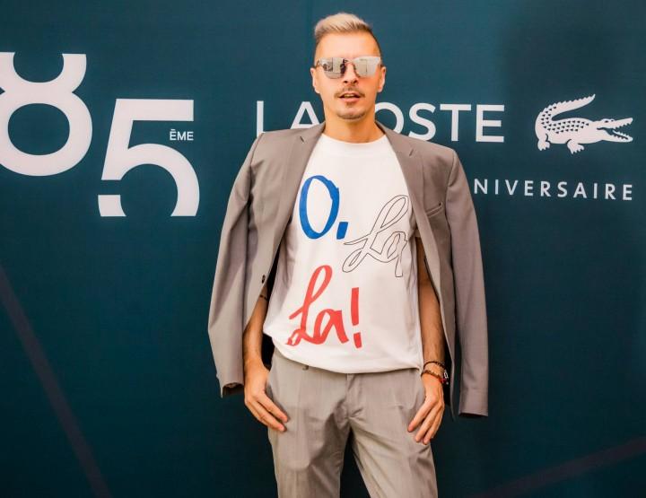 Happy 85th Anniversary, Lacoste!