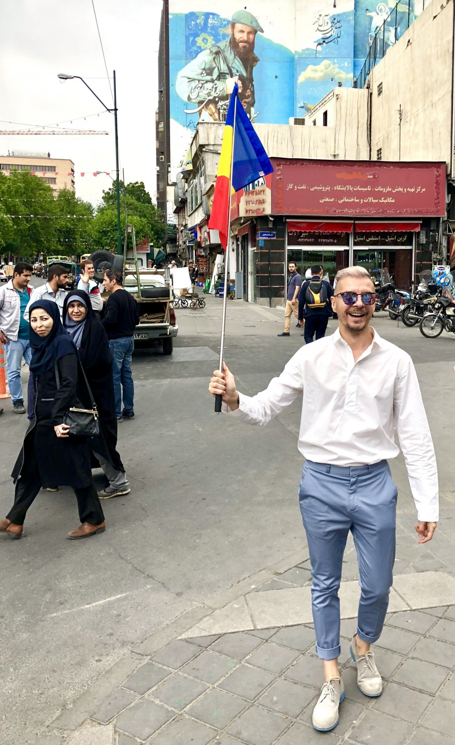 Ovidiu Muresanu Teheran 25