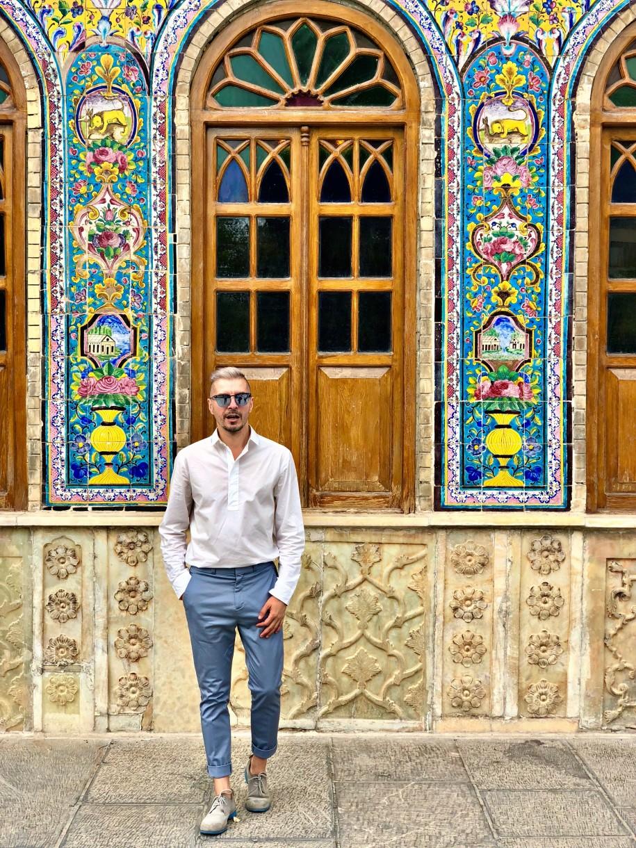 Ovidiu Muresanu Teheran