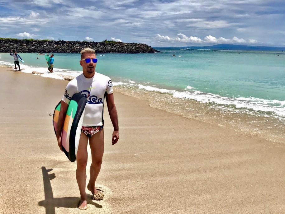 Serangan Beach Bali
