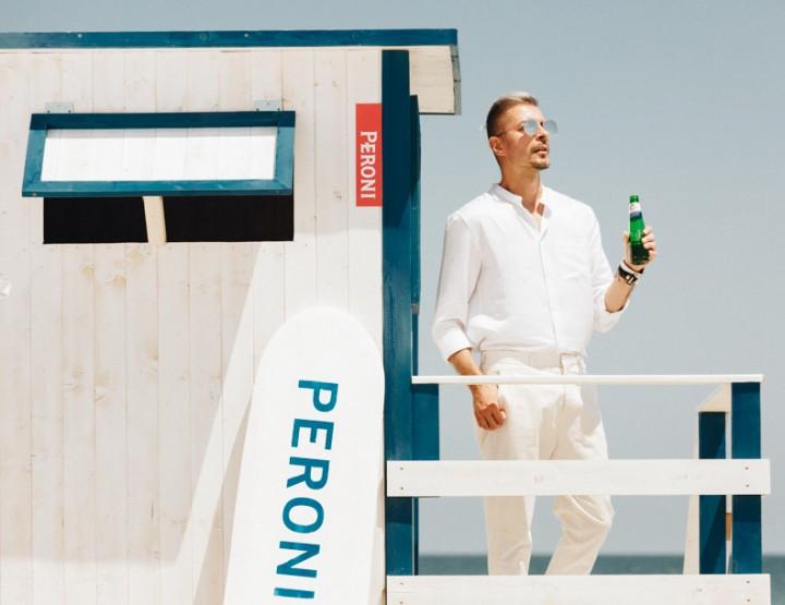 La vita e bella a Riviera Peroni