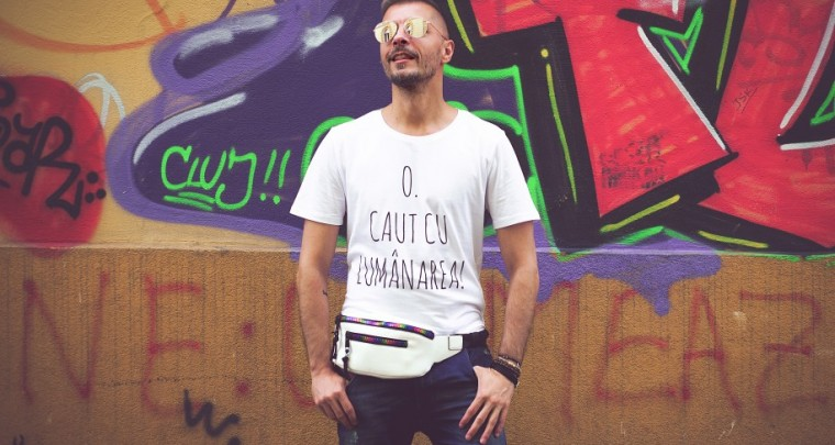 O. caut cu lumanarea! It's my new Tshirt