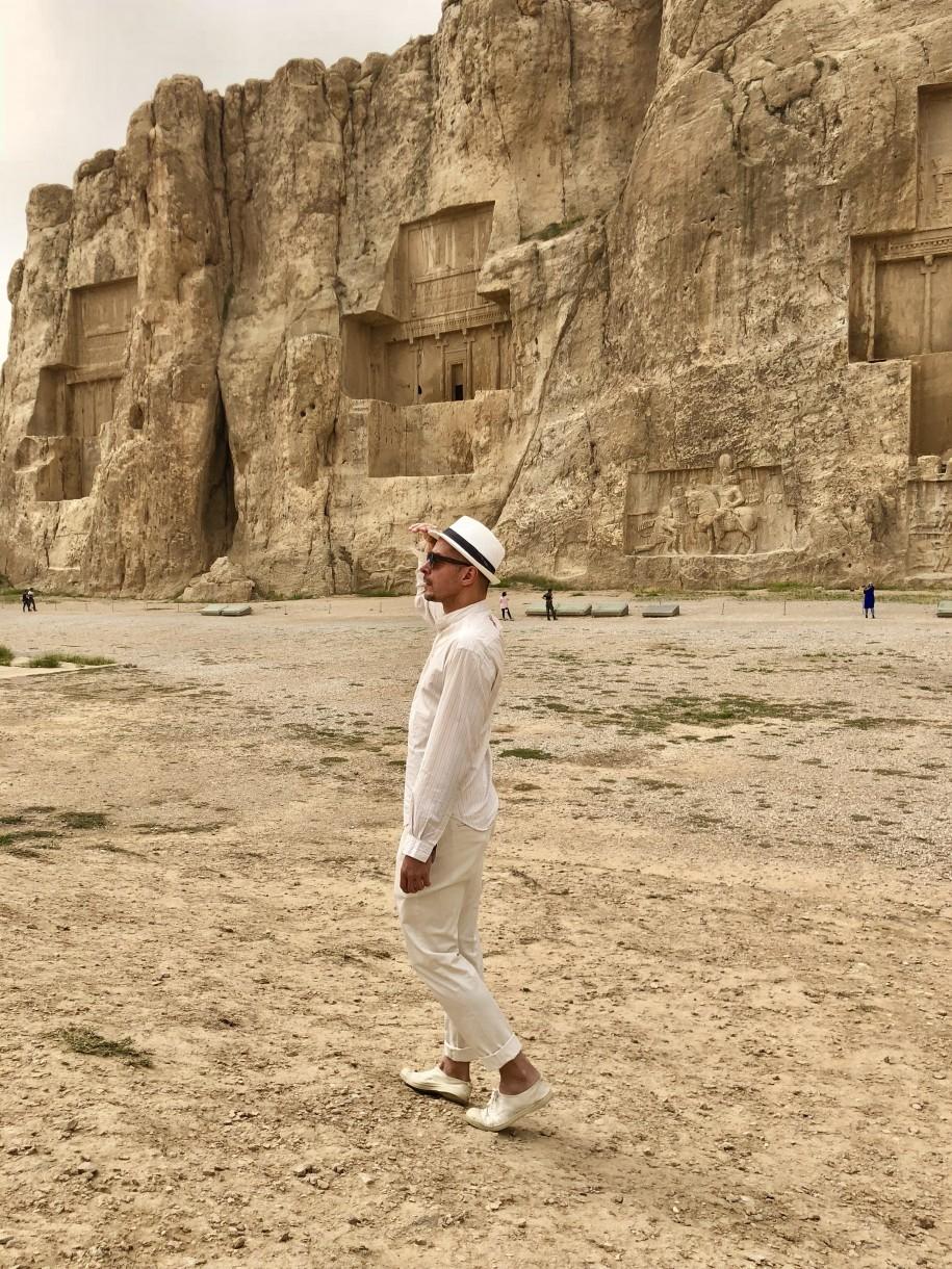 Ovidiu Muresanu Persepolis 11