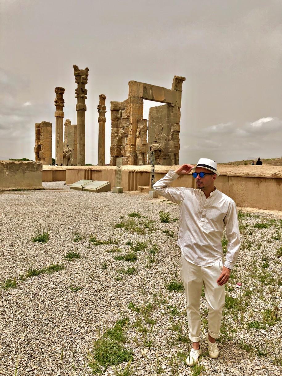Ovidiu Muresanu Persepolis 3