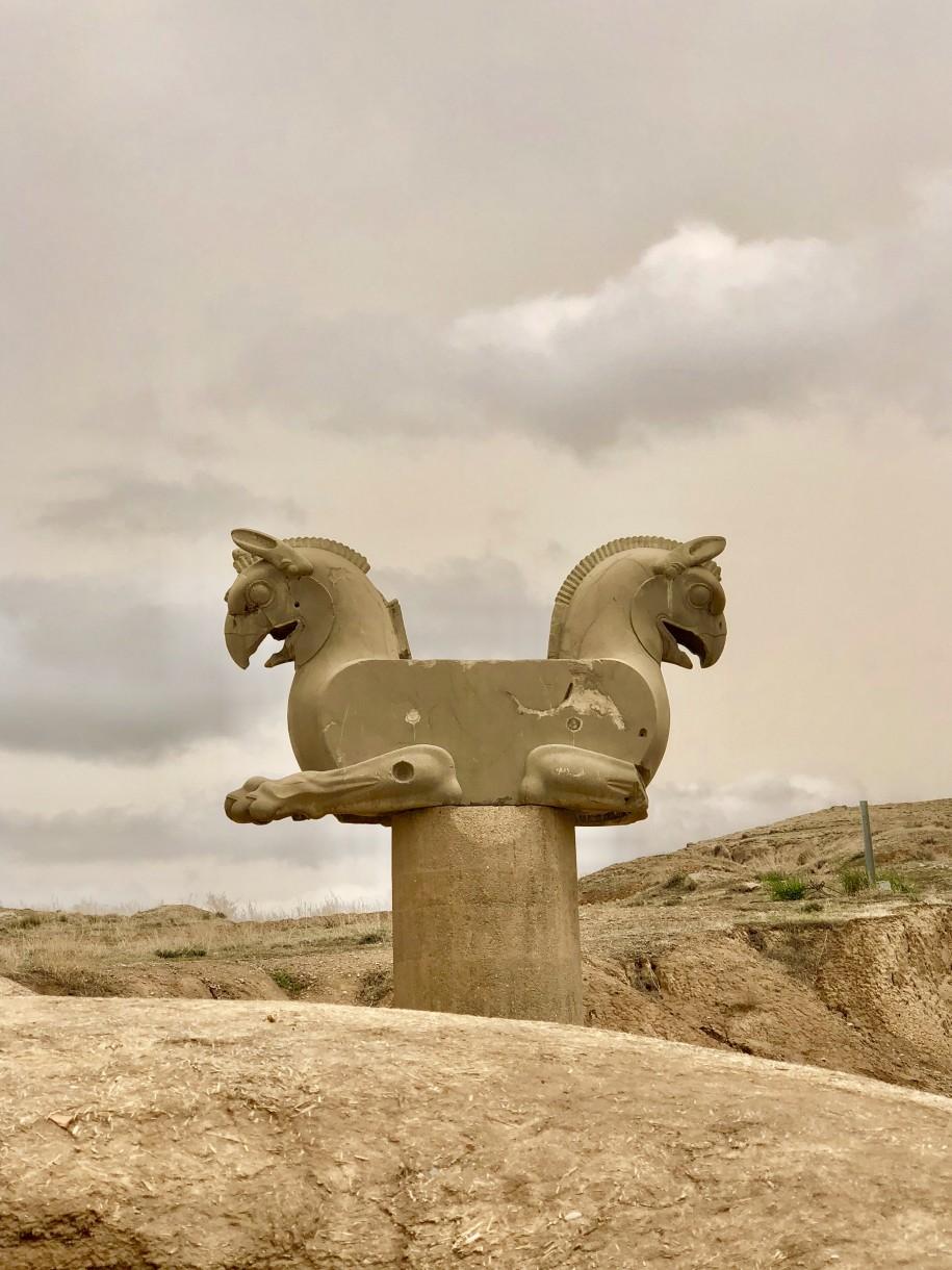Ovidiu Muresanu Persepolis 7